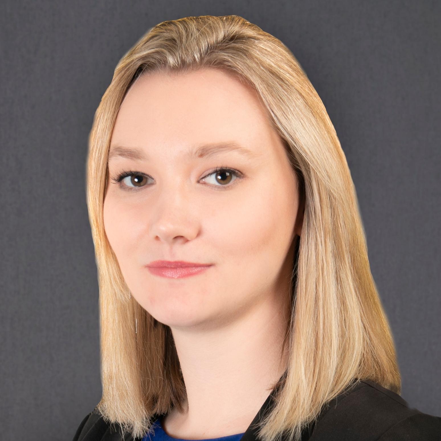 Olivia Hobson's headshot
